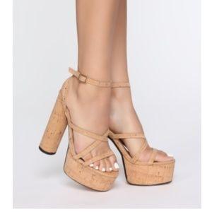 Bamboo Fashion Nova Heels
